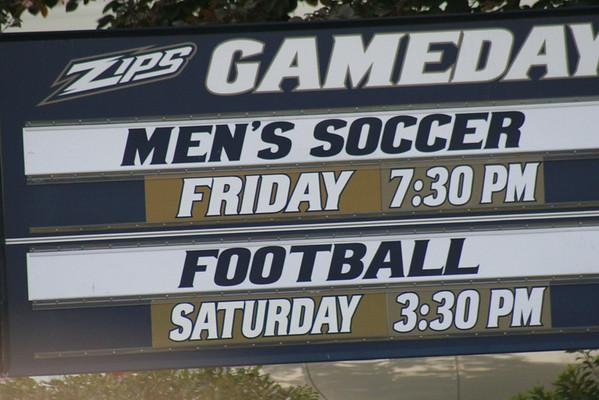 University of Akron Men's Soccer